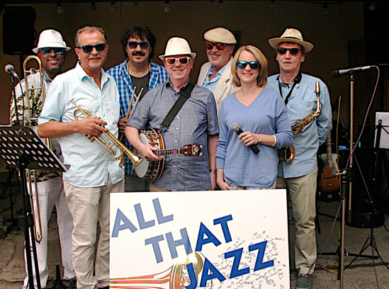"Band ""all that jazz"""